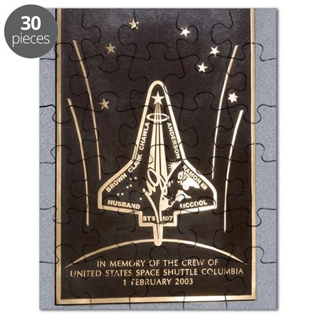space shuttle columbia puzzle - photo #7