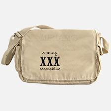 Miriams Granny Moonshine Messenger Bag
