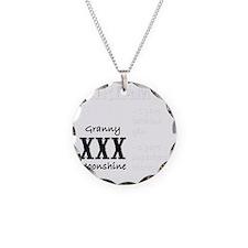 Miriams Granny Moonshine Necklace