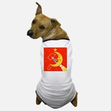 Soviet Moon exploration, artwork Dog T-Shirt