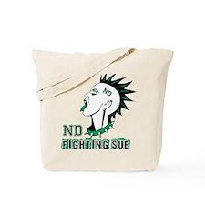 Fighting Sue Tote Bag