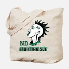 Fighting Sue Tote Bag