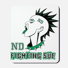 Fighting Sue Mousepad
