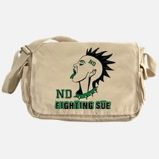 Fighting Sue Messenger Bag
