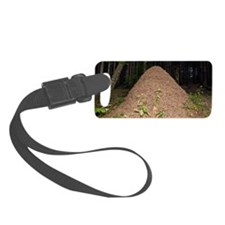 Southern wood ant nest Luggage Tag