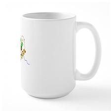Somatotrophin hormone molecule Mug