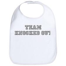 Team KNOCKED OUT Bib
