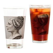 Sophie Germain (1776- 1831) Drinking Glass