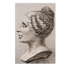 Sophie Germain (1776- 183 Postcards (Package of 8)
