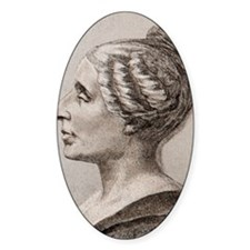 Sophie Germain (1776- 1831) Decal