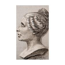 Sophie Germain (1776- 1831) Decal