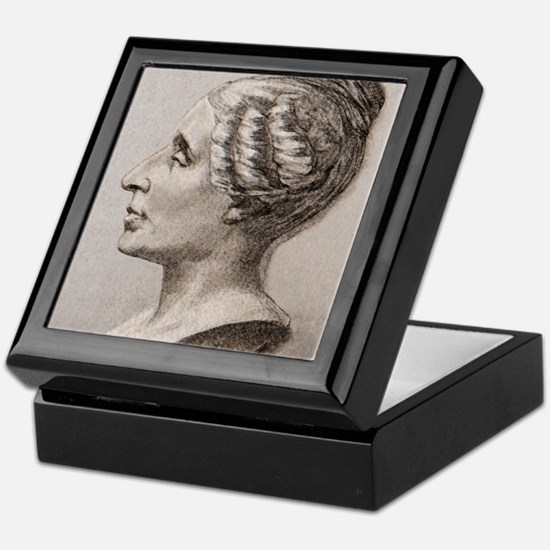 Sophie Germain (1776- 1831) Keepsake Box