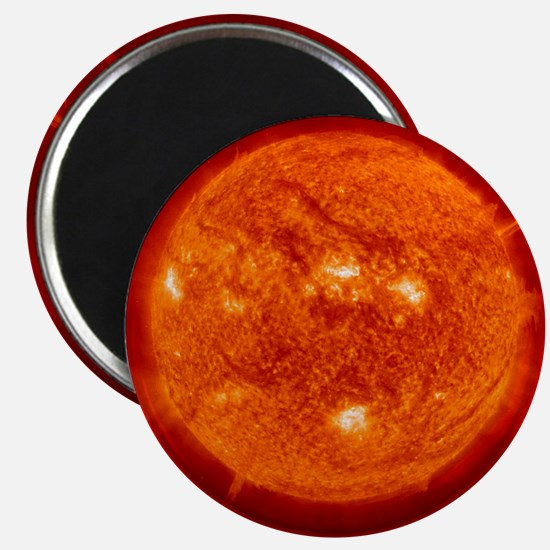 Solar prominence Magnet