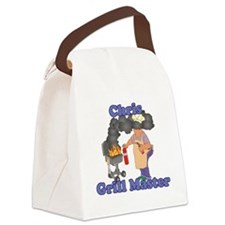 Grill Master Chris Canvas Lunch Bag