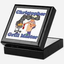 Grill Master Christopher Keepsake Box