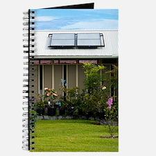 Solar water heater Journal