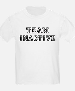 Team INACTIVE Kids T-Shirt