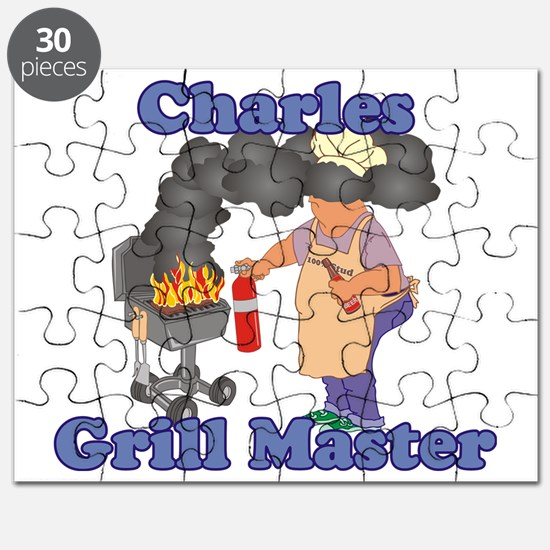 Grill Master Charles Puzzle