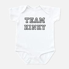 Team KINKY Infant Bodysuit