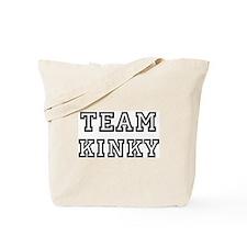 Team KINKY Tote Bag