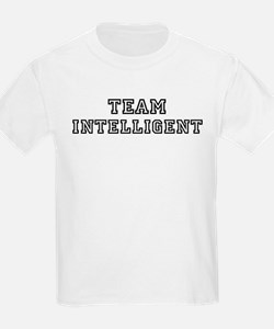 Team INTELLIGENT Kids T-Shirt