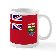Manitoba Flag Mug