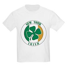 New York Irish Kids T-Shirt