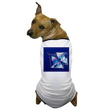 Soap films on a cube Dog T-Shirt