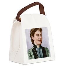 Sofia(Sofya) Vasilyevna Kovalevsk Canvas Lunch Bag