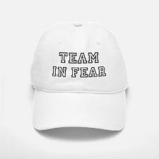 Team IN FEAR Baseball Baseball Cap