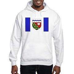Northwest Territories Flag Hoodie