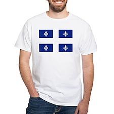 Quebec Flag Shirt