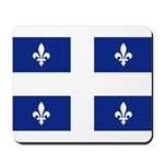 Quebec Flag Mousepad