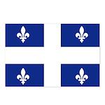 Quebec Flag Postcards (Package of 8)