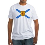 Nova Scotia Fitted T-Shirt