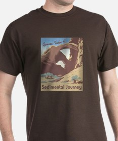 Sedimental Journey T-Shirt