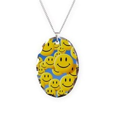 Smiley face symbols Necklace