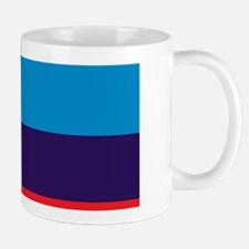 M Car Stripe 12in Mug