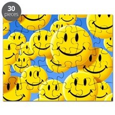 Smiley face symbols Puzzle