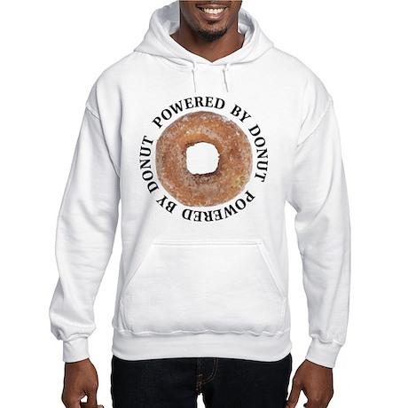 Powered By Donut Hooded Sweatshirt