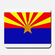 Arizona Flag Mousepad