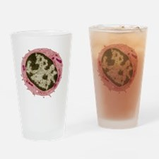 Small lymphocyte, TEM Drinking Glass