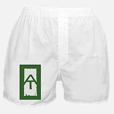 Appalachian Trail White Blaze Boxer Shorts