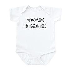 Team HEALED Infant Bodysuit