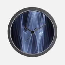 Sine waves Wall Clock