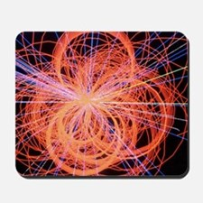 Simulation of Higgs boson production Mousepad