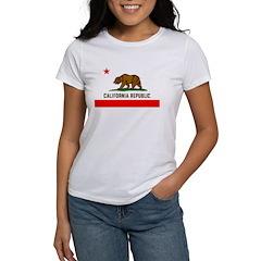 California Flag Tee