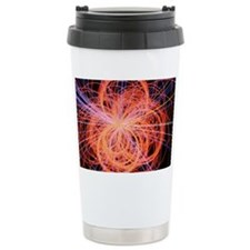 Simulation of Higgs boson produ Travel Mug
