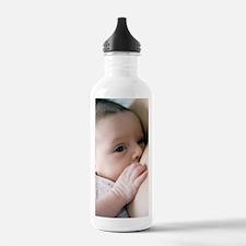 Six week old baby girl Water Bottle