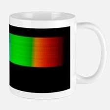 Sirius emission spectrum Mug